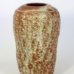 Rick McKinney - Textured Vase - Dec 2012